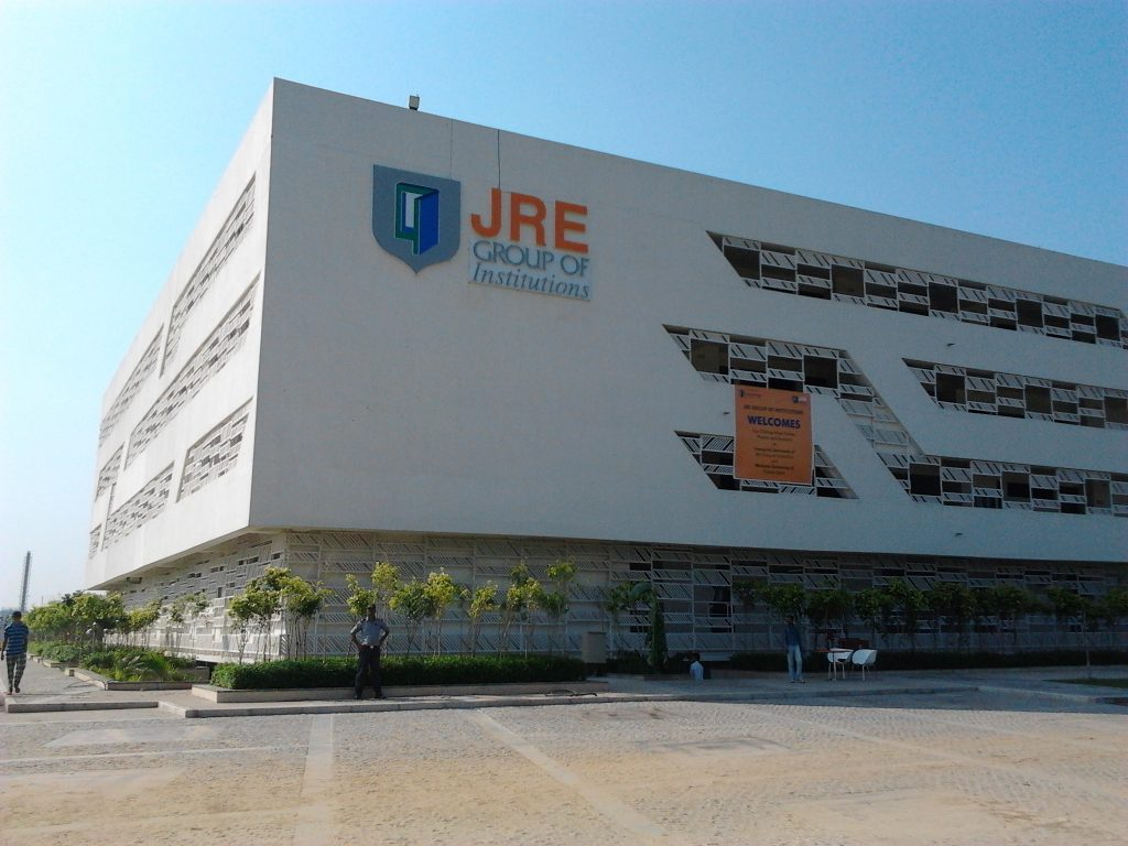 JRE Group of Institutions greater noida