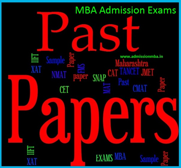 MBA Admission Exam