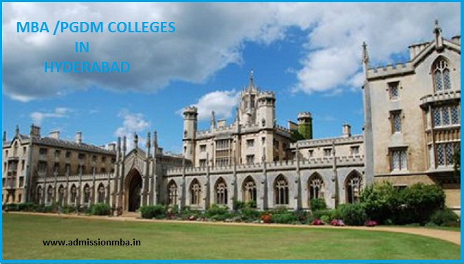 Top MBA colleges Hyderabad