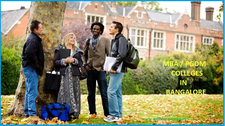 Top MBA colleges Bangalore