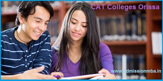 CAT Colleges Orissa