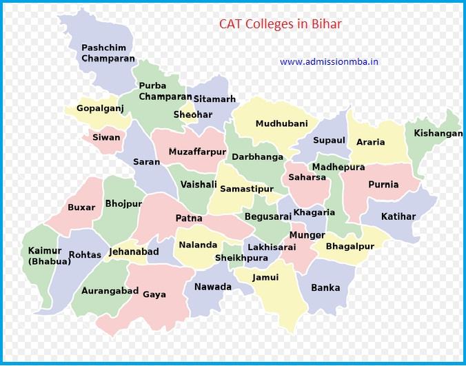 MBA Colleges Accepting CAT score in Bihar