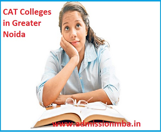 MBA Colleges Accepting CAT score in Greater Noida