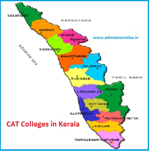 MBA Colleges Accepting CAT score in Kerala