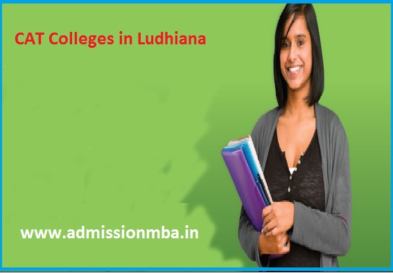 MBA Colleges Accepting CAT score in Ludhiana