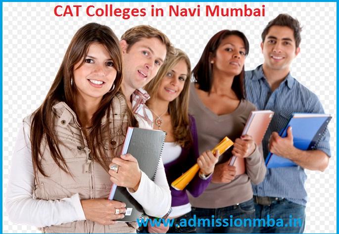 MBA Colleges Accepting CAT score in Navi Mumbai