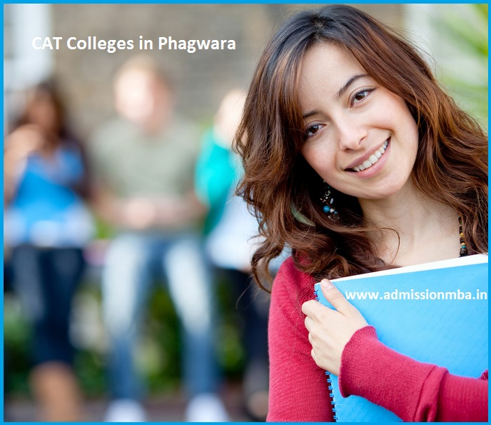 MBA Colleges Accepting CAT score in Phagwara
