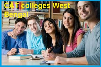 CAT colleges West Bengal