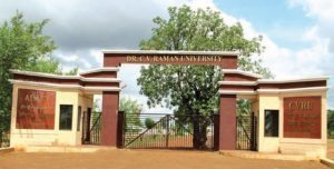 DR C.V.RAMAN INSTITUTE OF SCIENCE AND TECHNOLOGY in Chhattisgarh