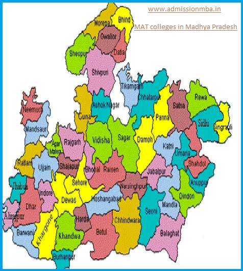MBA Colleges Accepting MAT score in Madhya Pradesh