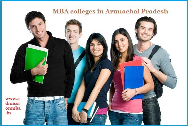 MBA colleges in Arunachal Pradesh