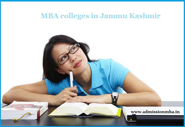 MBA colleges in Jammu Kashmir