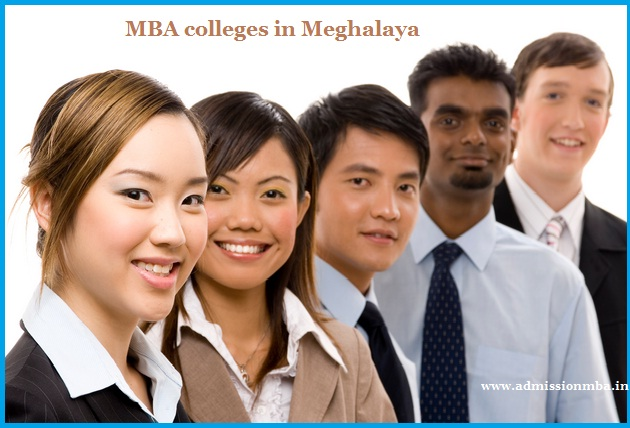 MBA colleges in Meghalaya