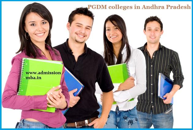 PGDM colleges Andhra Pradesh