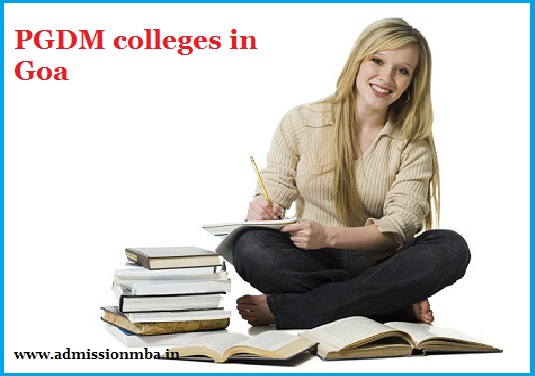 PGDM colleges Goa