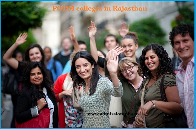 PGDM Colleges Rajasthan