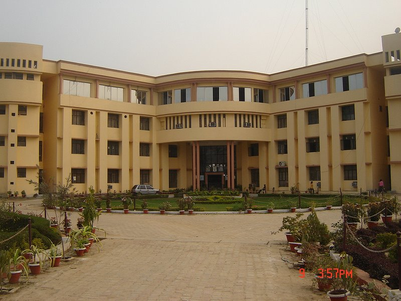 Shri Ram Swaroop Memorial College of Engineering and Management  in uttar pradesh