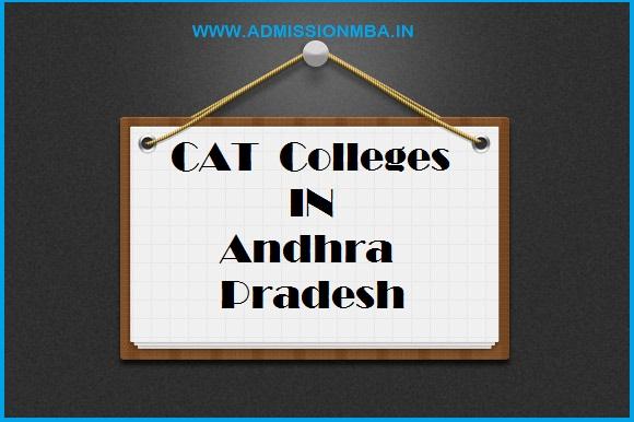 cat colleges Andhra Pradesh