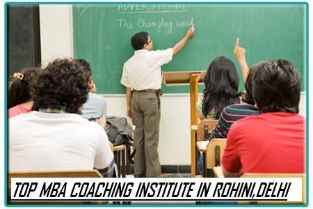 Top MBA Coaching institute in Rohini Delhi