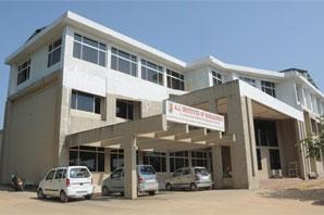 A. J. Institute of Management in Karnataka