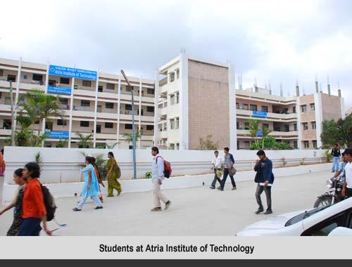 Atria Institute of Technology in Karnataka