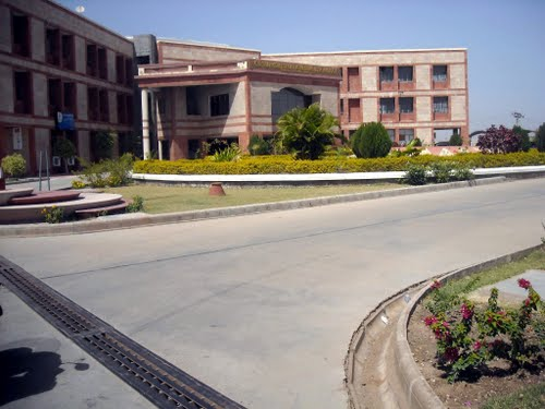 C. U. Shah College of Engineering and Technology in Gujarat