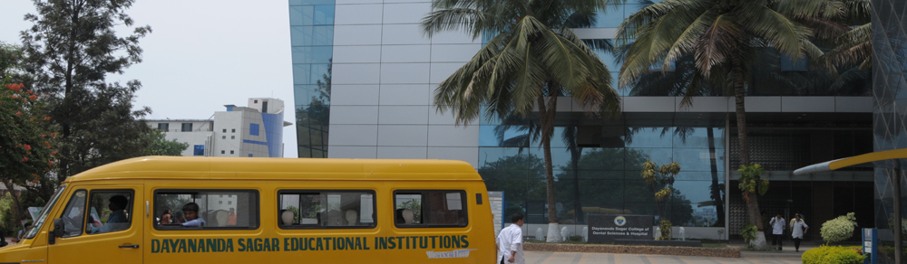Dayananda Sagar College of Engineering in Karnataka