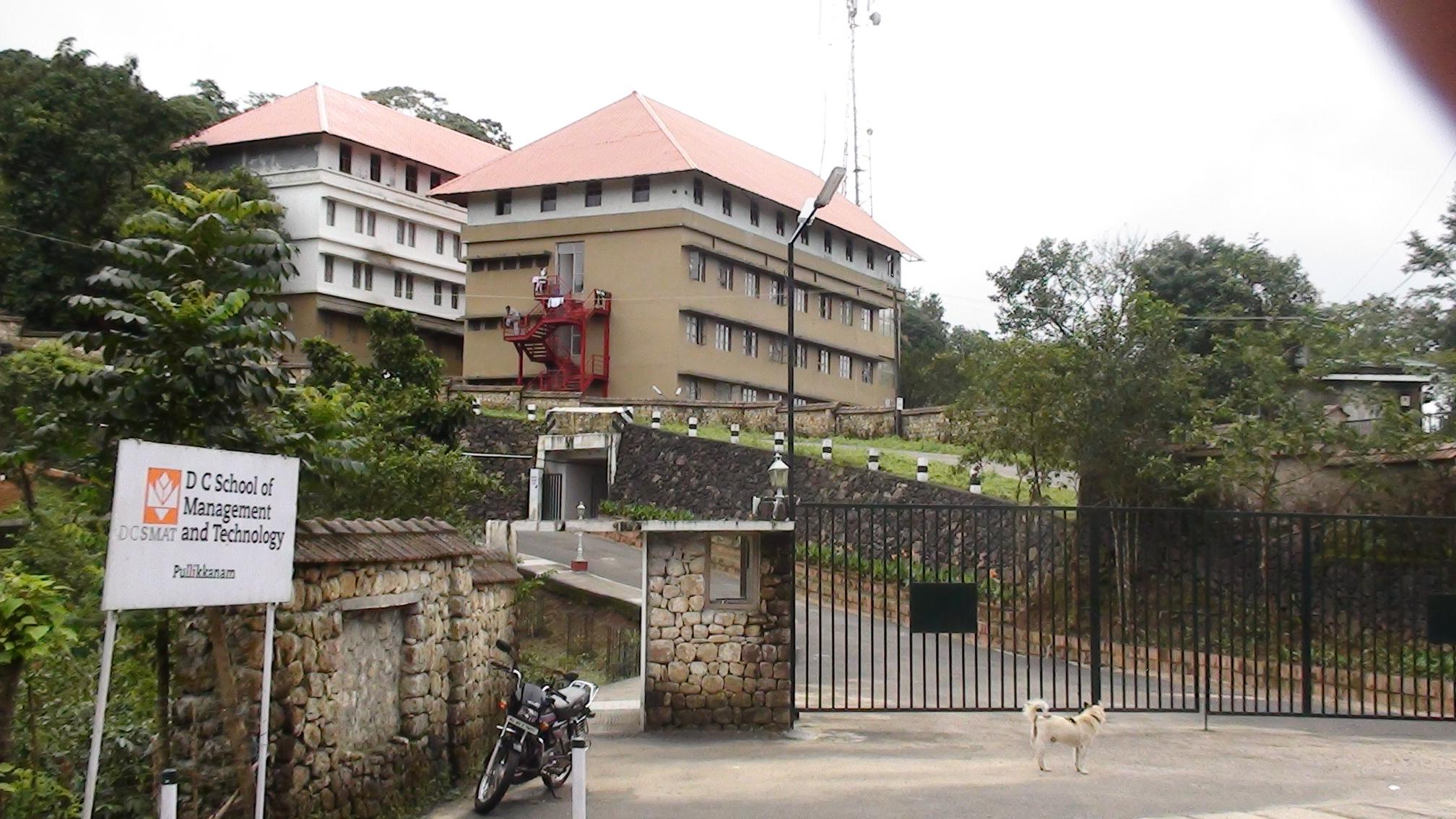 DC School of Management and Technology in Kerala