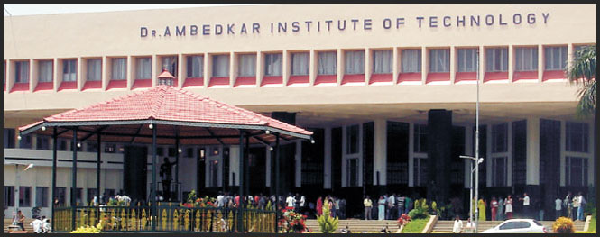 Dr. Ambedkar Institute of Technology in Karnataka