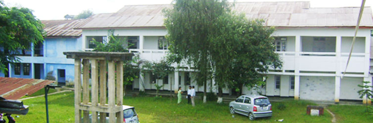 Dhanamanjuri College of Teacher Education in Manipur