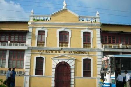Goa Institute of Management in Goa