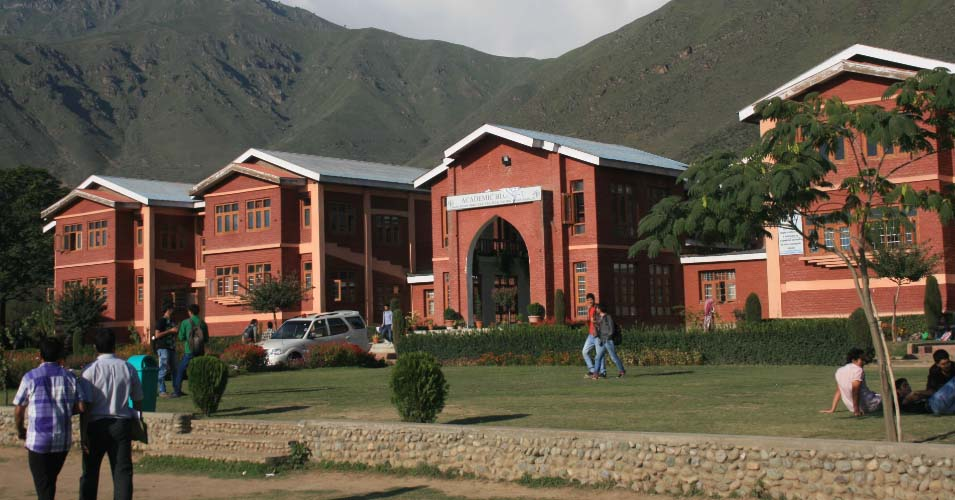 Islamic University of Science and Technology in jammu kashmir