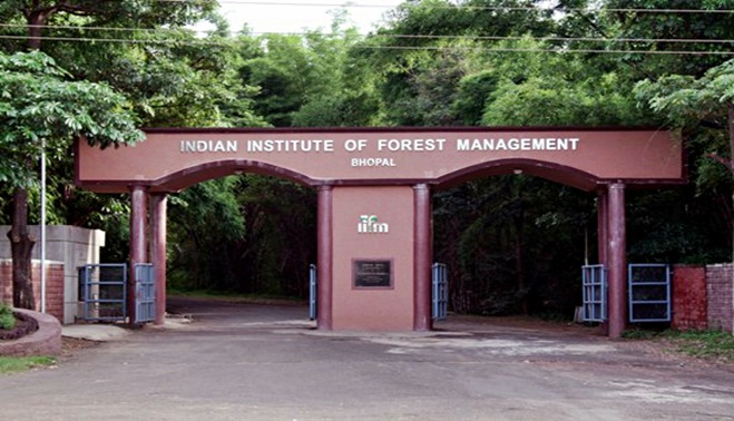 Indian Institute of Forest Management in Madhya Pradesh
