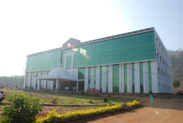 KLR College of Engineering and Technology in andhra pradesh