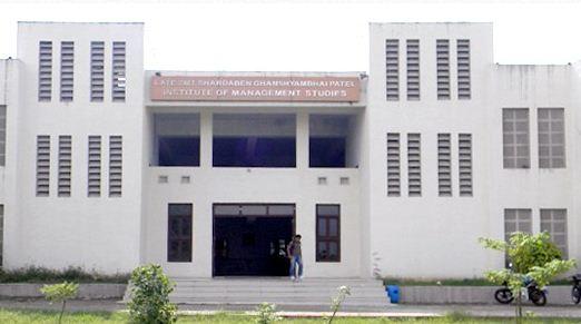 LATE SMT. SHARDABEN GHANSHYAMBHAI PATEL INSTITUTE OF MANAGEMENT STUDIES