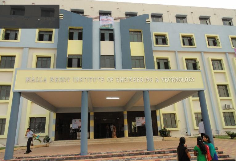 Malla Reddy Institute of Engineering and Technology in andhra pradesh