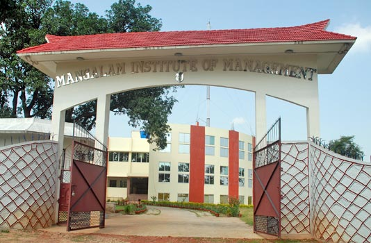 Manglam Institute of Management in Jharkhand