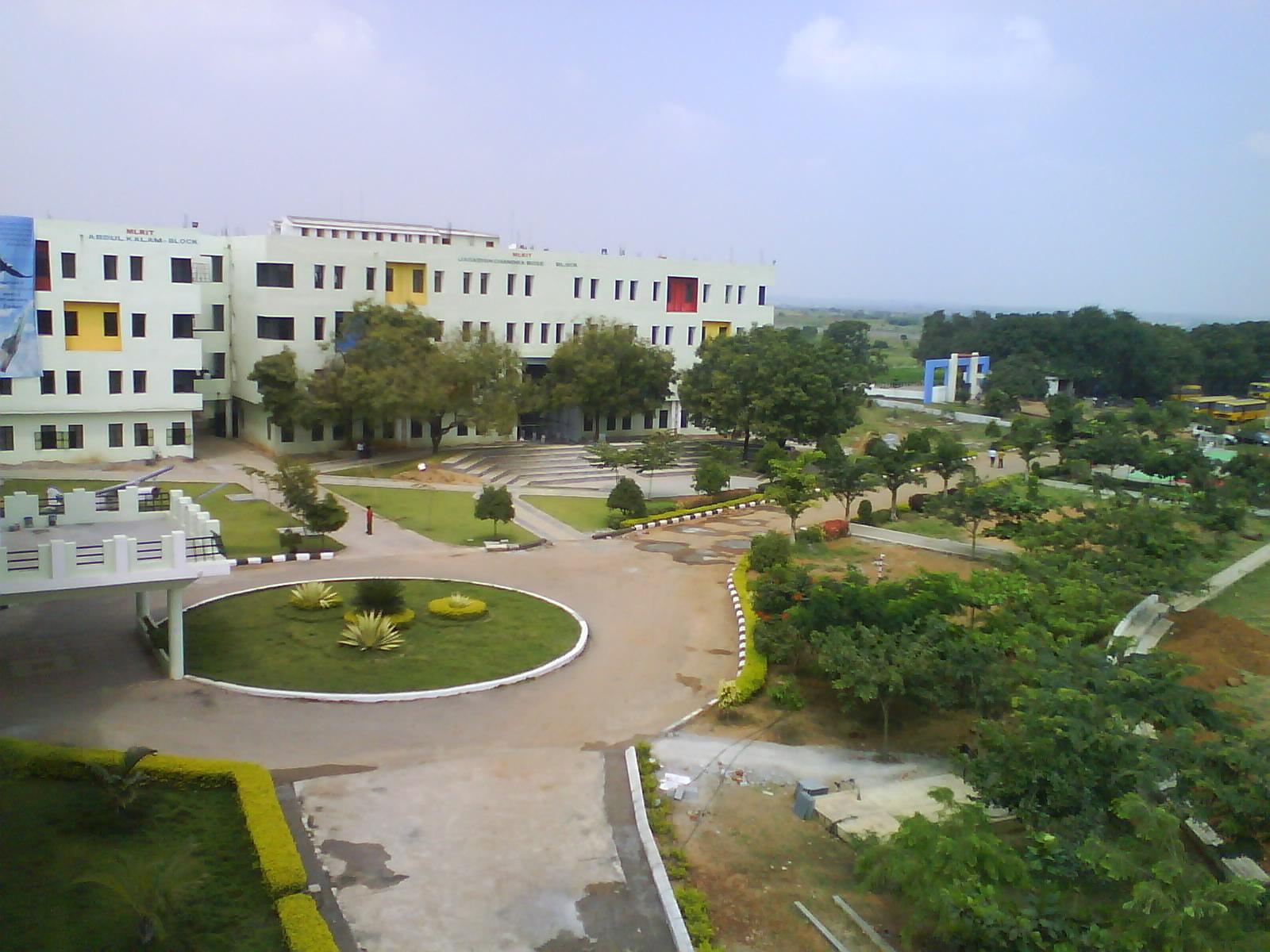 MLR Institute of Technology in andhra pradesh