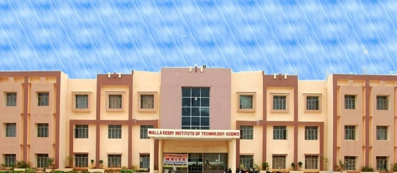 Malla Reddy Institute of Technology and Science in andhra pradesh