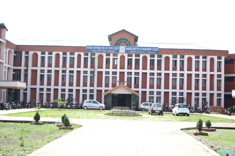 Manipur Institute of Management Studies, Manipur University in Manipur