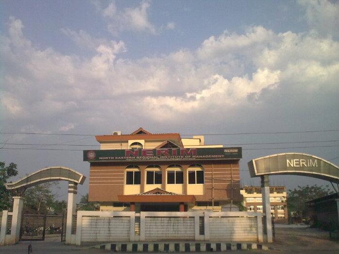 North Eastern Regional Institute of Management in Assam