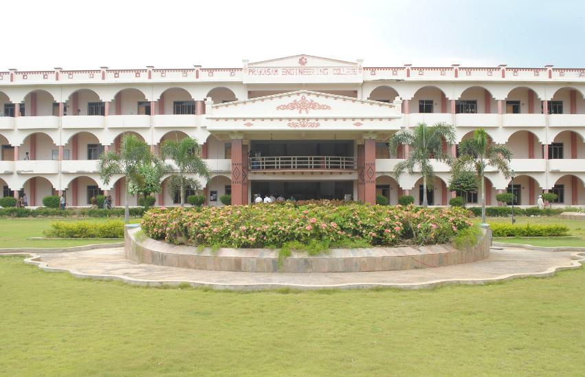 Prakasam Engineering College in andhra pradesh