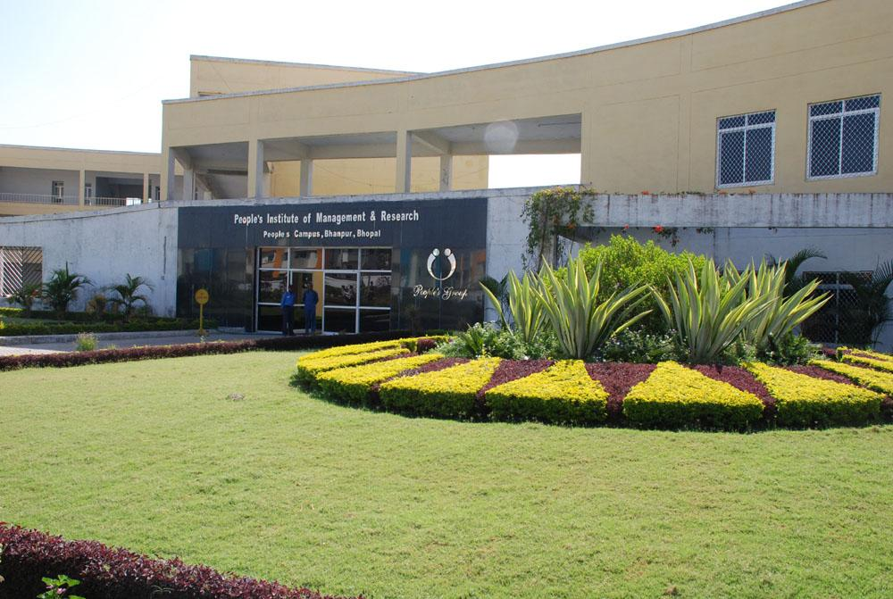 Peoples Institute of Management and Research in Madhya Pradesh