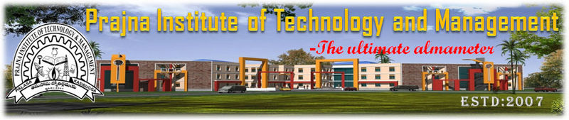 Prajna Institute Of Technology And Management in andhra pradesh