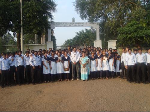 Rajiv Gandhi Institute of Management and Science in andhra pradesh