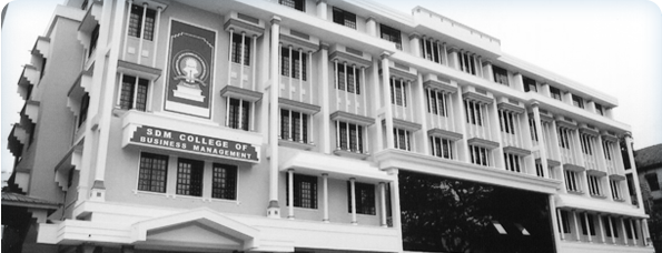 SDM College of Business Management and Post Graduate Centre in Karnataka
