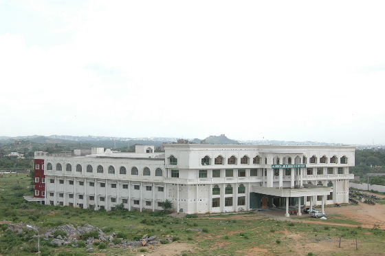 Shadan College of Engineering  and Technology in andhra pradesh