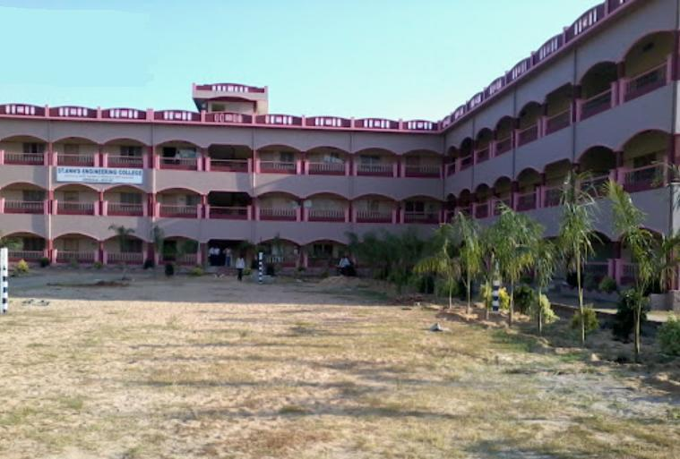 St.Ann's College of Engineering and Technology in andhra pradesh