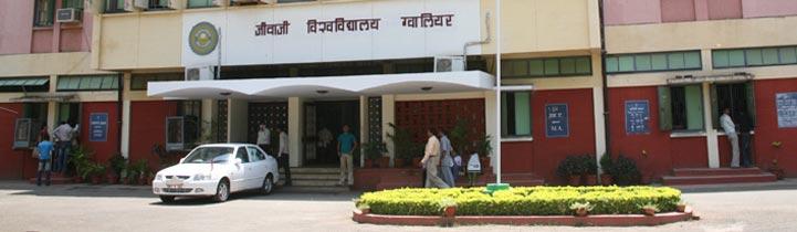 School of Studies in Management - Jiwaji University in Madhya Pradesh