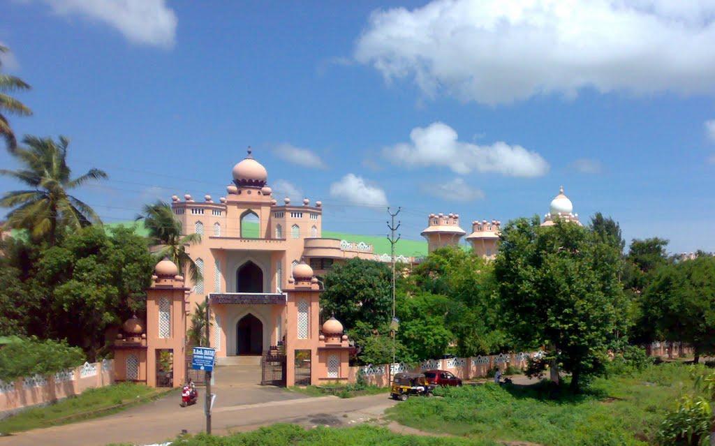 TKM College of Engineering in Kerala